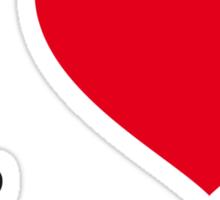 I ♥ NETHERLANDS Sticker