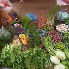 Roluos markets, Cambodia. by Glen O'Malley