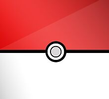 Limited Edition PokeBall Case by That T-Shirt Guy