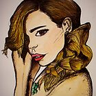 Billie Piper by inkandstardust