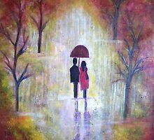 Autumn Romance by artbymanjiri
