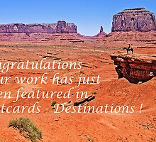 Feature Banner for Postcards-Destinations by TonyCrehan