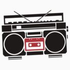 Just a Boombox! by SeijiArt