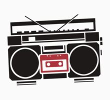Just a Boombox! Kids Clothes