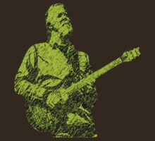 """Jimmy Herring 3"" by Kevin J Cooper"