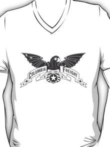 Bioshock Infinite - Columbia Freight (Dark Gray) T-Shirt