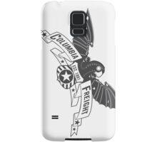 Bioshock Infinite - Columbia Freight (Dark Gray) Samsung Galaxy Case/Skin