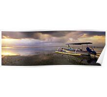 "Sanur Bali - ""Like A Sunrise""  Poster"