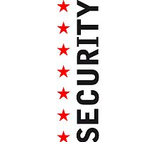 Star Security Logo by Style-O-Mat