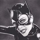 Catwoman by brittnideweese