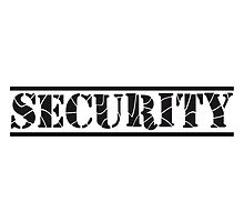 Security Lines Logo by Style-O-Mat