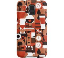Coffee story Samsung Galaxy Case/Skin