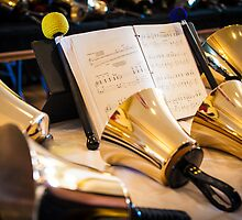 Ready to Ring (Low Bass Handbells) by W. Lotus