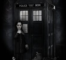 The Girl Who Waited...to kill you. by StrangeDevotion