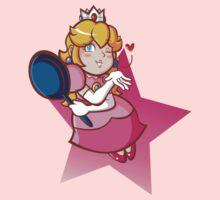 Peach Star by Jack-O-Lantern