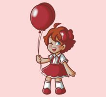 Balloon Kid Alice by Jack-O-Lantern