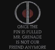 Way Of The Merc - Mr. Grenade by GrimmJack