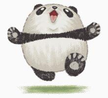 Happy Panda by Toru Sanogawa