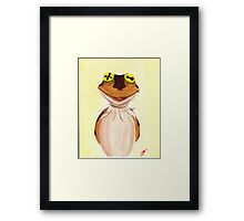 ALL GLORY TO THE MUPPETS!!! Framed Print