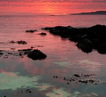 Hebridean Sunset by maxblack