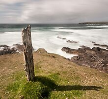 Post at Ness by maxblack