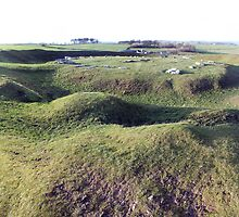Arbor Low panorama by Paul  Green