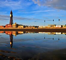 Blackpool, Lancashire by FyldePhotos