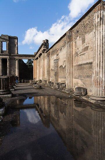 Reflecting on Pompeii by Georgia Mizuleva