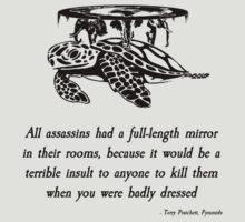 Pratchett Quote 15 by Dominic Taranto