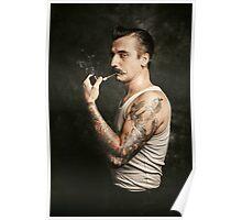 Mustache II Poster