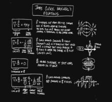 Maxwell's Equations [dark] by Rheymisson