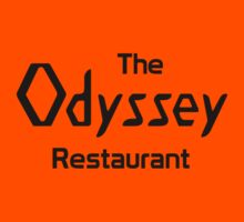 Odyssey Restaurant Black by AngrySaint