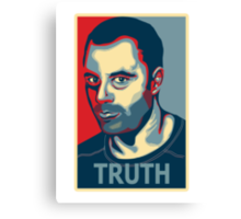 Truth ~ Joe Rogan Canvas Print