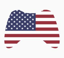 United States - Gaming Controller by GameBantz