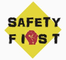 Safety Fist Tee by TheEpicTebo