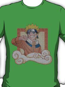 naruto characters T-Shirt