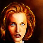 Scully by rflaum