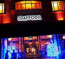 The Daffodil at Christmas, Cheltenham. by FTravis