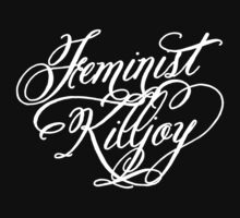 Feminist Killjoy - White by rydrahuang