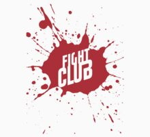 Fight Club - Blood Splatter by KZADesign