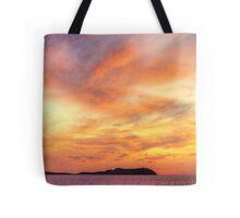 Ibiza Sunset Tote Bag