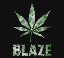 Blaze Weed by blckstrps29
