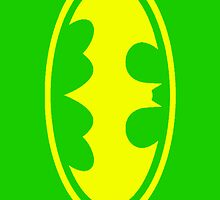 Logo Batman Brazil ( If you want to other colors, post a comment  ) by Calliste