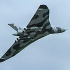 Avro Vulcan B2 by PhilEAF92
