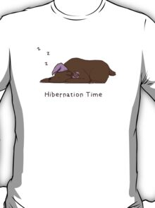 Hibernation Time T-Shirt