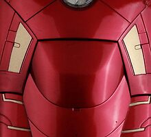 Iron Man - Tony Stark - Armour by littlebird27