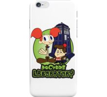 Doctor's Laboratory iPhone Case/Skin