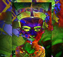 7010_Nefertiti by AnkhaDesh