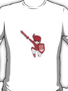Toon Link red version T-Shirt