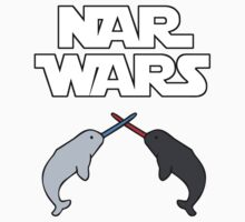 NAR WARS (Star Wars) white version by jezkemp